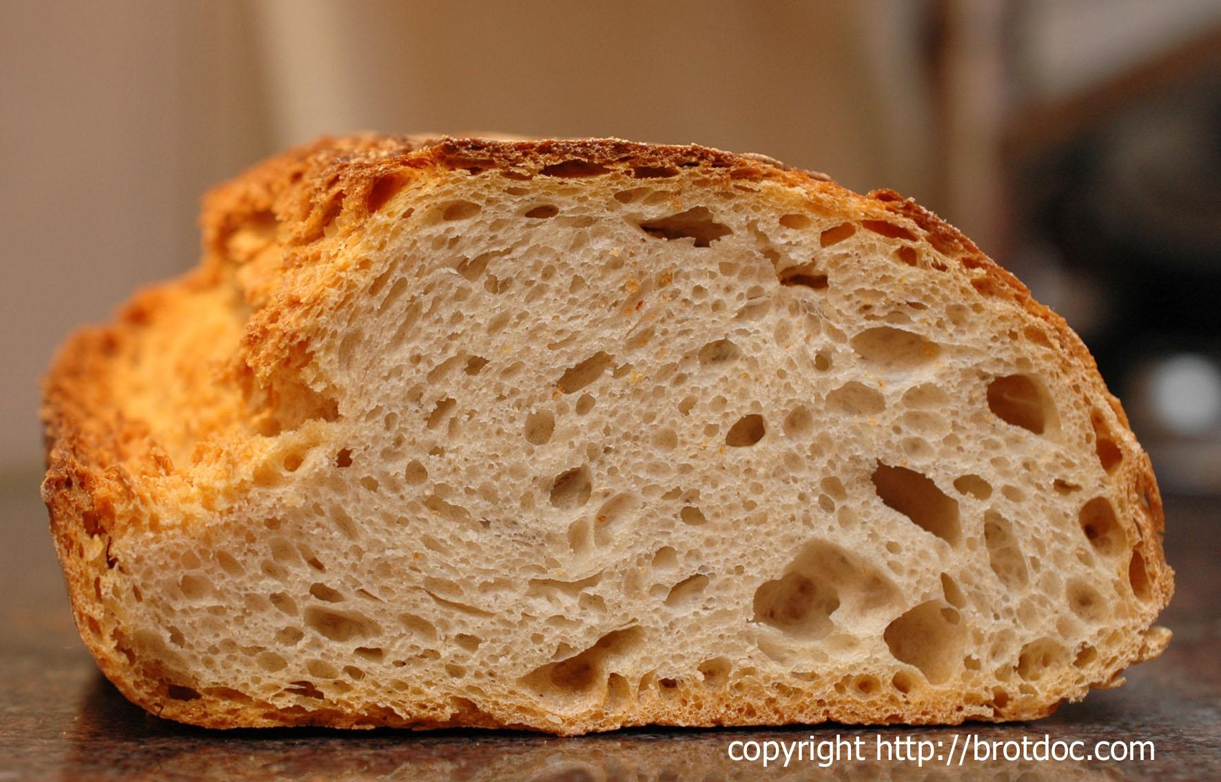 Dinkel Sauerteigbrot Spelt Sourdough Der Brotdoc