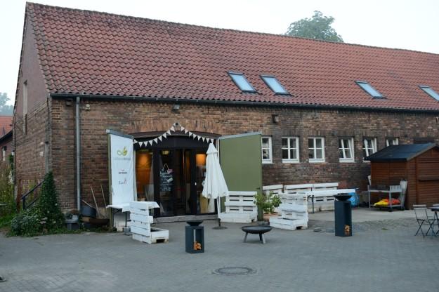 Die Landgenußwerkstatt im Haus Coerde, Münster