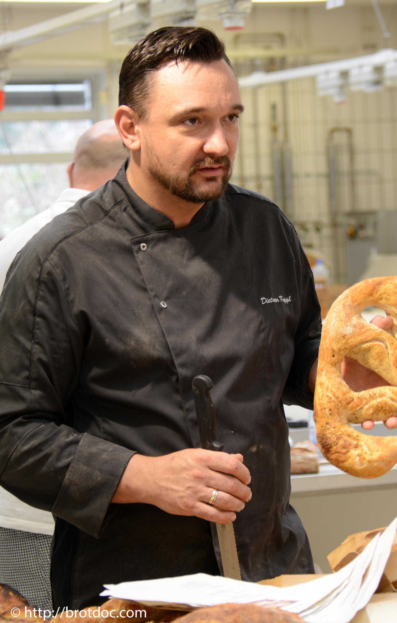 Brotreise: Bäckerakademie Weinheim