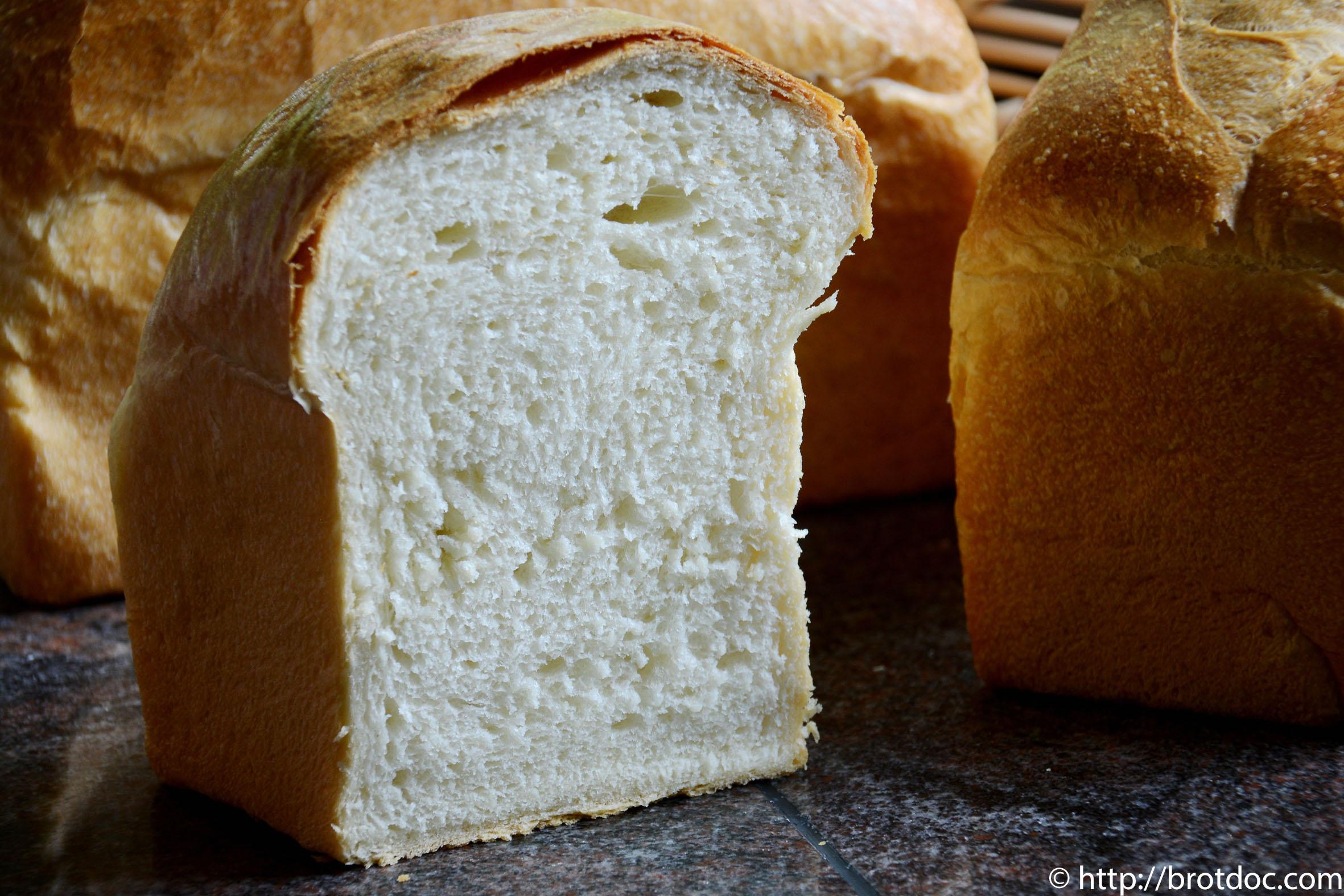 Olivenöl-Sandwichbrot